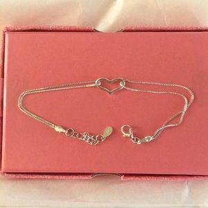 Jewelry - NWT: Sterling Silver heat bracelet🌸